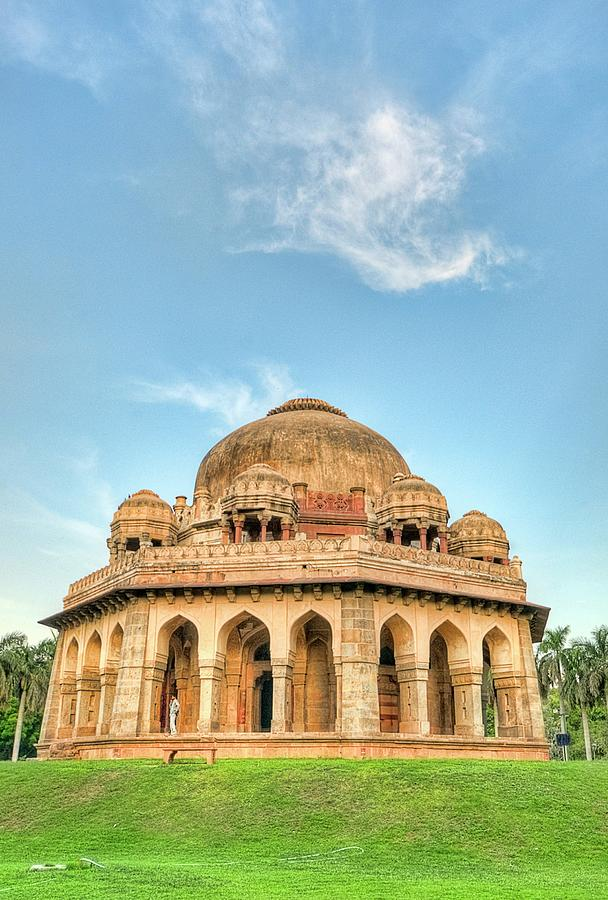 Mohammed Shahs Tomb, Lodi Gardens, New Photograph by Mukul Banerjee Photography