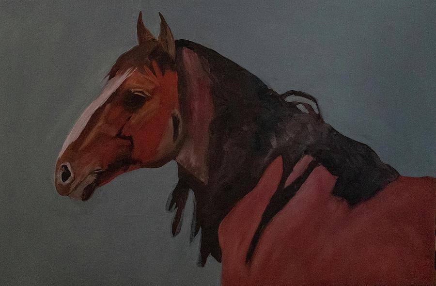 Montie by Fine Art Western Paintings