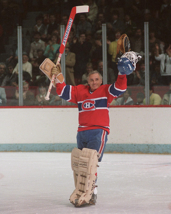 Montreal Canadiens Photograph by Denis Brodeur