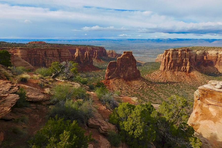 Monument Canyon by Dan Miller