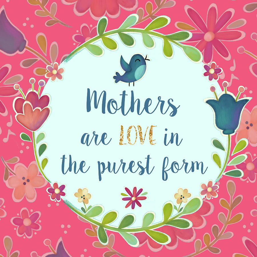 Mothers Are Love by Josefina