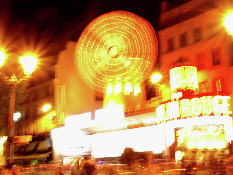 Moulin Rouge by Edward Lee