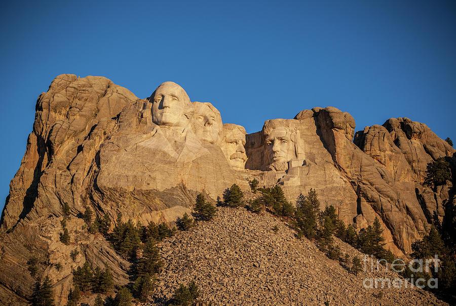 Mount Rushmore, South Dakota, Usa Photograph by Shaun Cammack