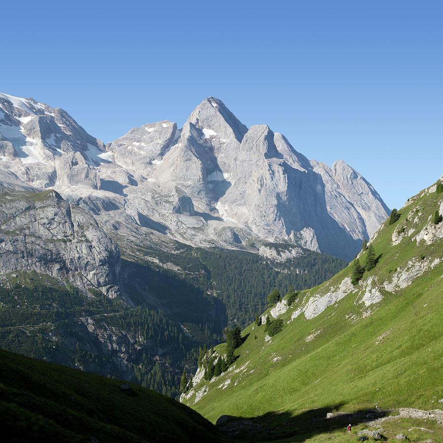 Mountain Photograph by Malerapaso