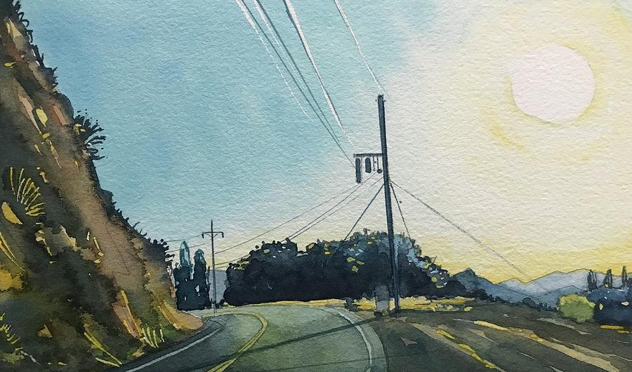 Mulholland Painting