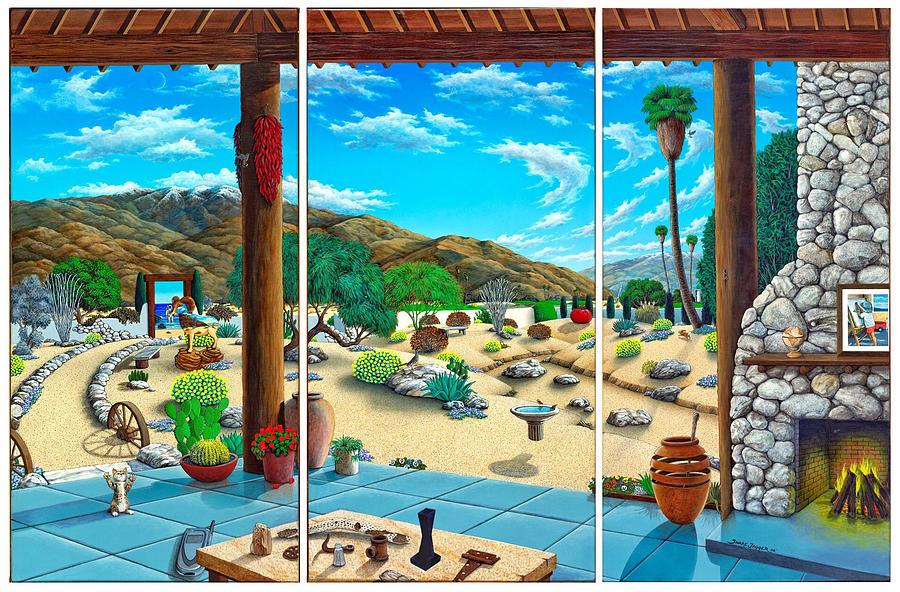 My Backyard by Snake Jagger
