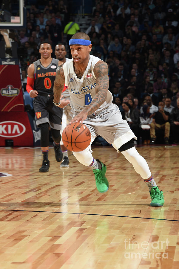 Nba All-star Game 2017 Photograph by Andrew D. Bernstein