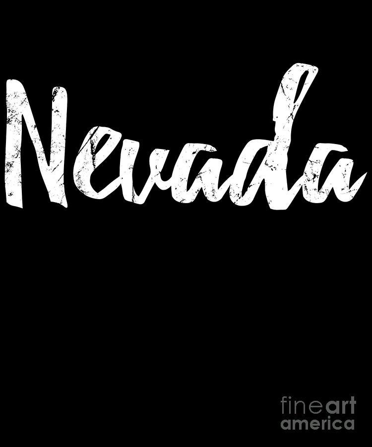 Cool Digital Art - Nevada by Flippin Sweet Gear