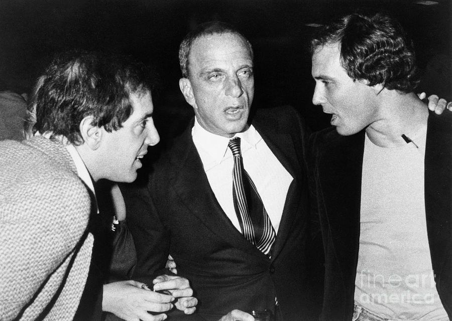 New York Attorney Roy Cohn Photograph by Bettmann