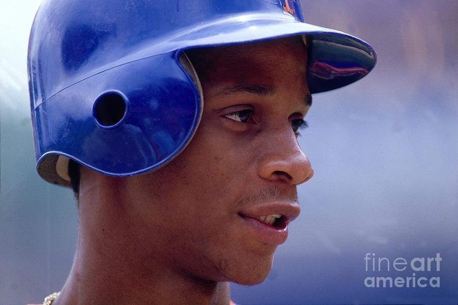 New York Mets 1 Photograph by Ronald C. Modra
