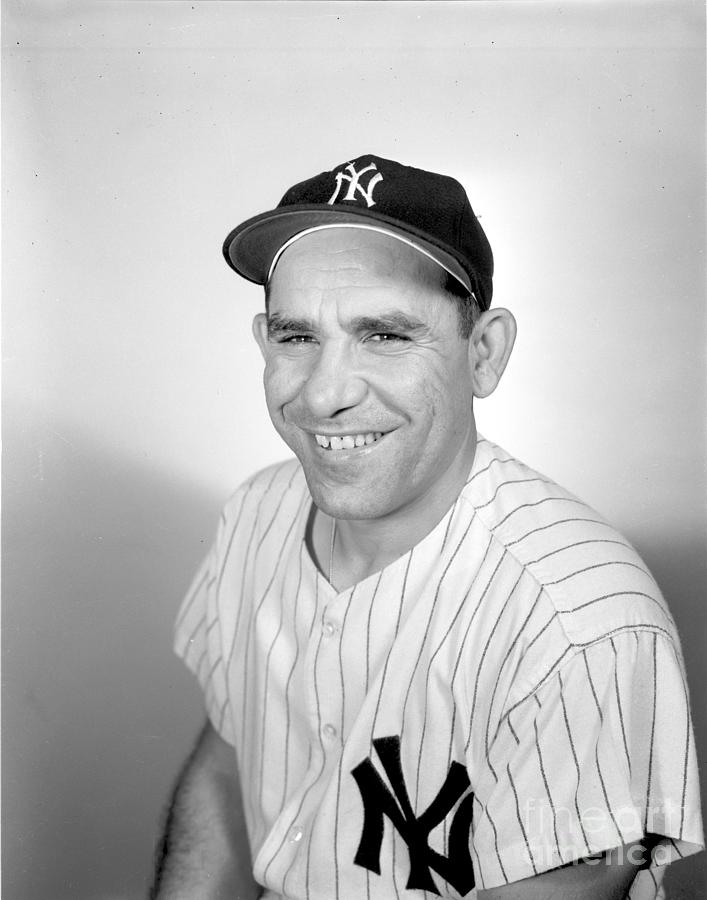 New York Yankees 1 Photograph by Olen Collection