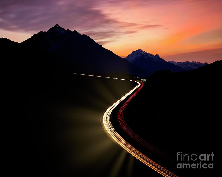 Night Drive by Edmund Nagele