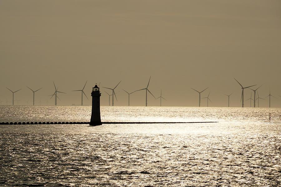 Harbour Liverpool by Jolly Van der Velden