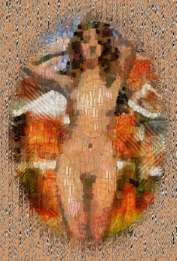 Nude Illustrative by Mario Carini