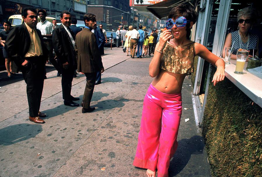 Ny Fashion Photograph by Vernon Merritt Iii