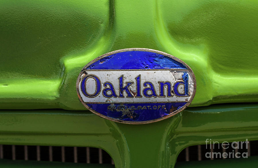 Oakland by Tony Baca