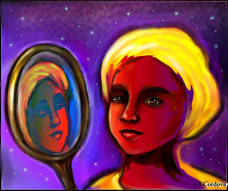 Ochun Goddess of Love by Carmen Cordova