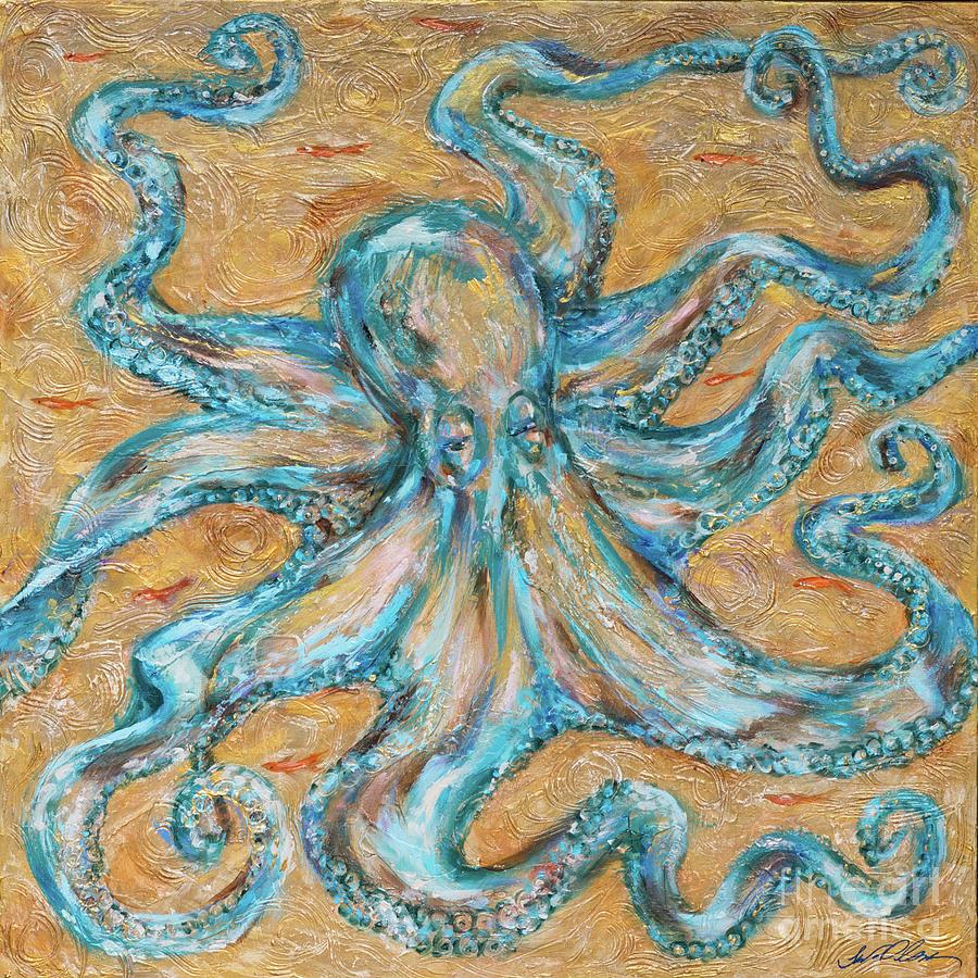 Octopus Golds by Linda Olsen