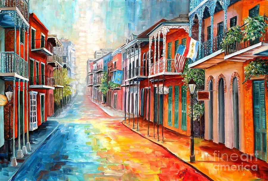 Oh, Royal Street by Diane Millsap