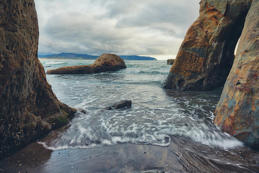 Oregon Coast by Nicole Young