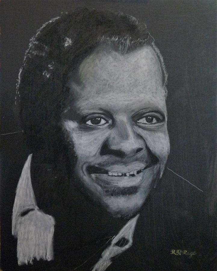 Oscar Peterson by Richard Le Page