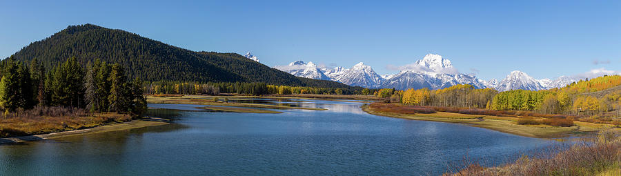 Oxbow Bend  by Kevin Dietrich
