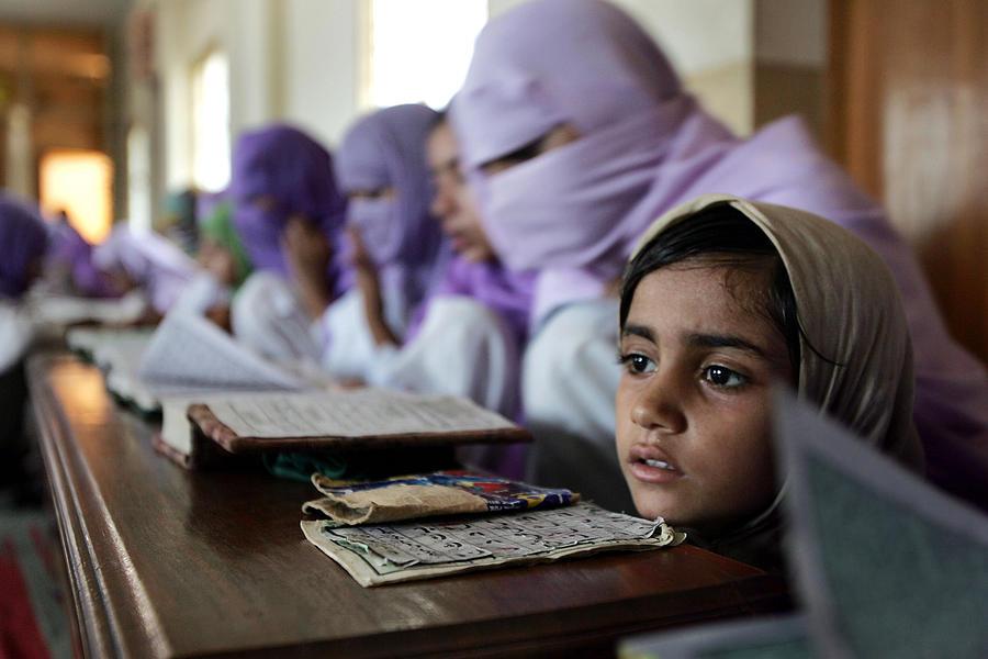 Pakistani Madrassas Face International Photograph by John Moore