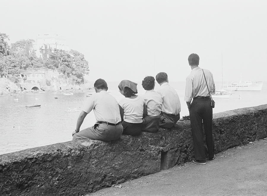 Paraggi Beach Photograph by Thurston Hopkins