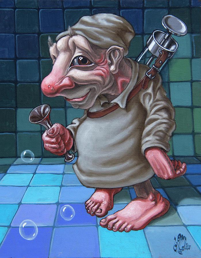 Paramedic by Victor Molev