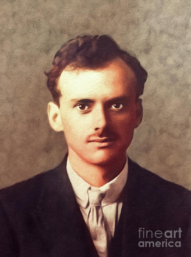 Paul Dirac, Famous Scientist by John Springfield