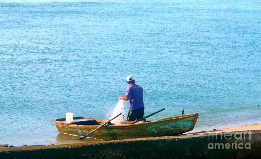 Natal Photograph - Pescador by Studio Two Twenty - Four
