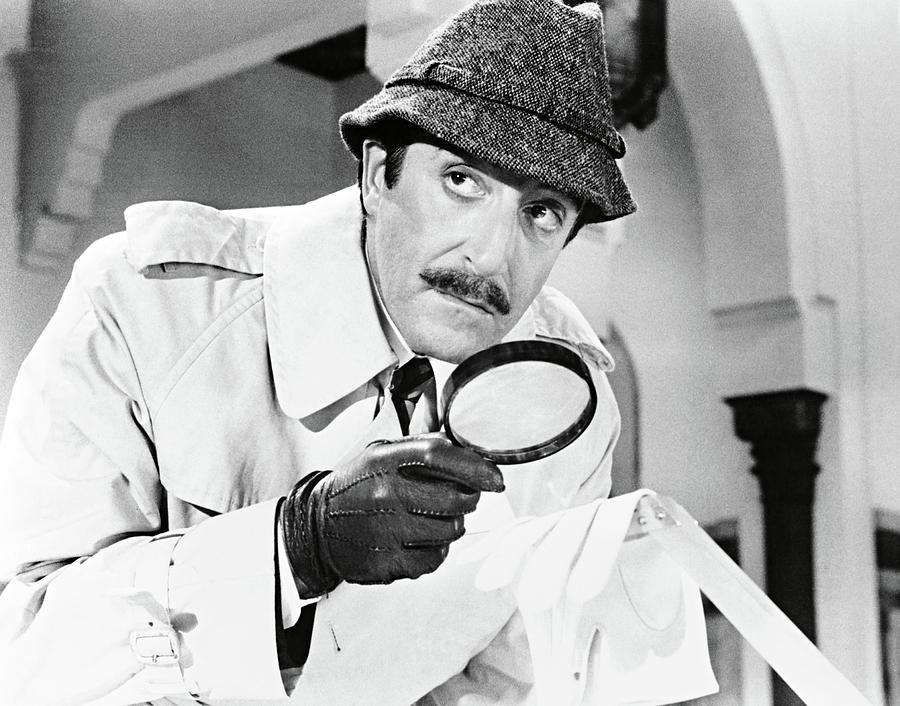 Peter Sellers Pink Panther