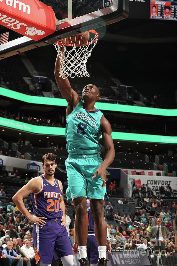 Phoenix Suns V Charlotte Hornets Photograph by Kent Smith