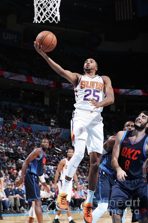 Phoenix Suns V Oklahoma City Thunder Photograph by Zach Beeker