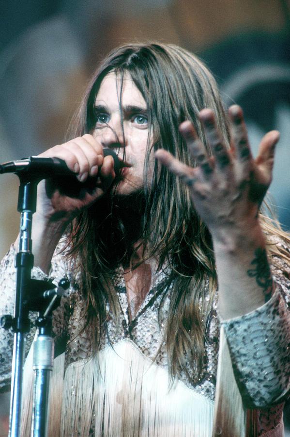 Photo Of Black Sabbath Photograph by Michael Ochs Archives