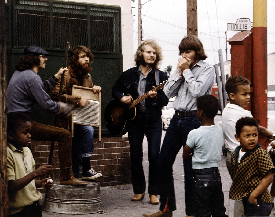 Photo Of Creedence Clearwater Revival Photograph by Michael Ochs Archives