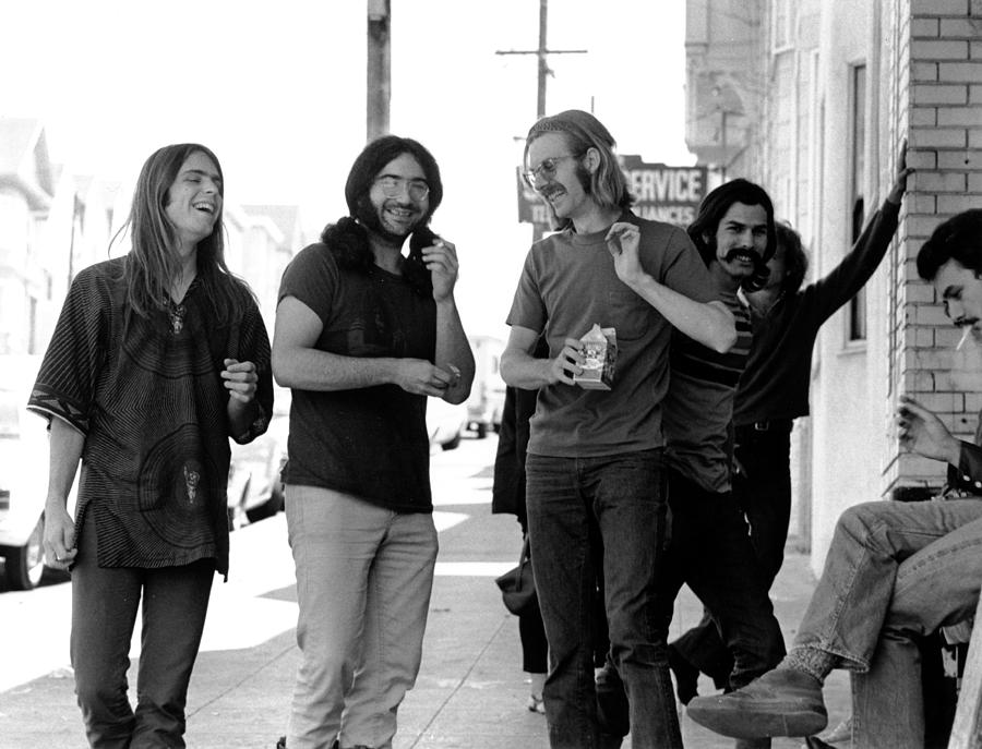 Photo Of Grateful Dead 1 Photograph by Michael Ochs Archives