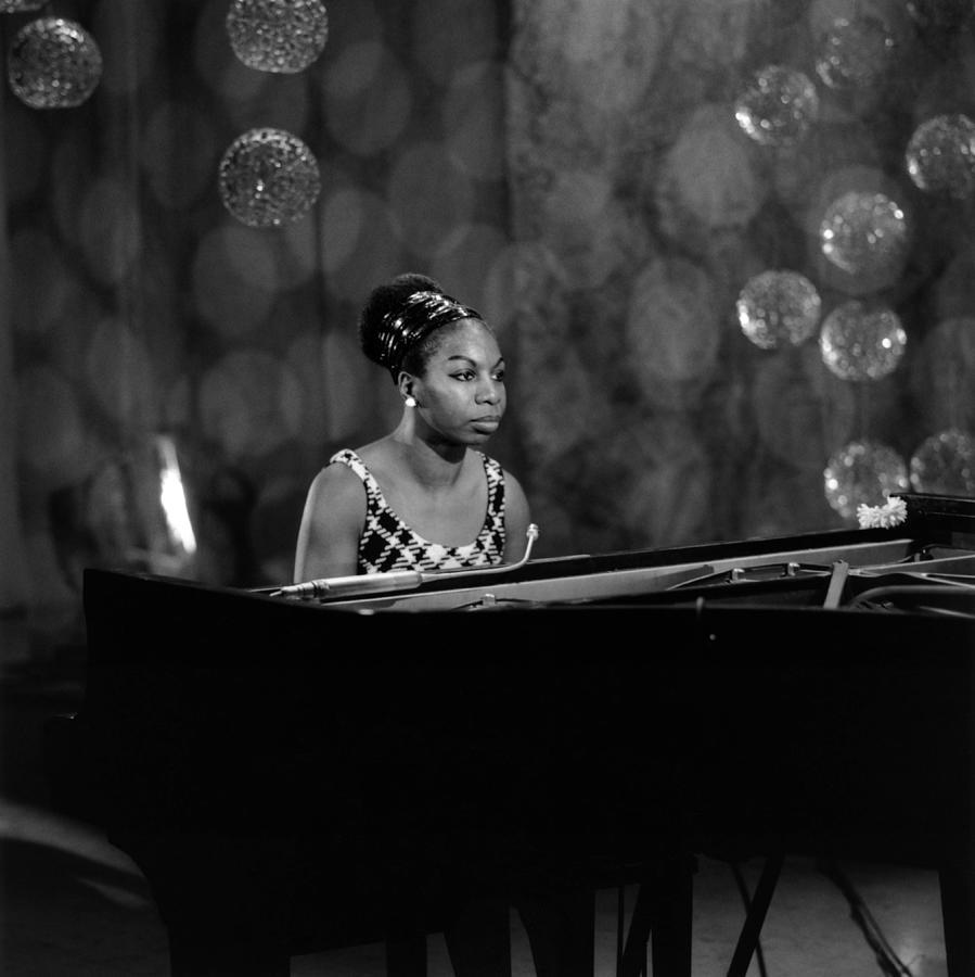 Nina Simone Photograph - Photo Of Nina Simone by David Redfern