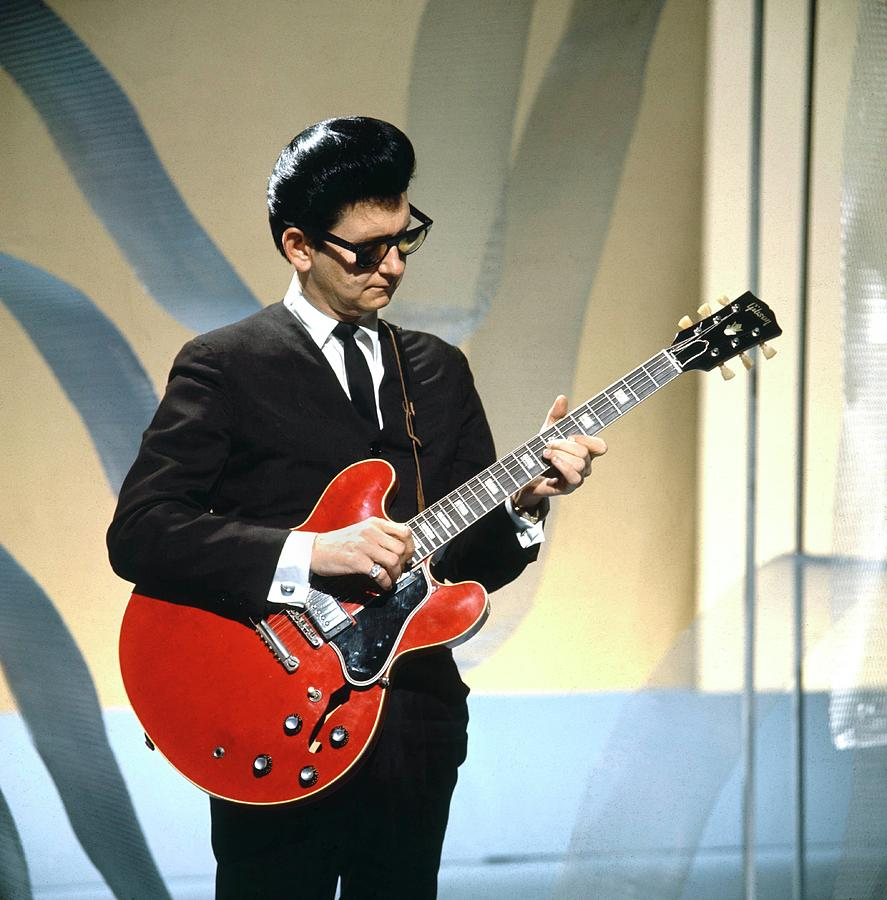 Photo Of Roy Orbison Photograph by David Redfern