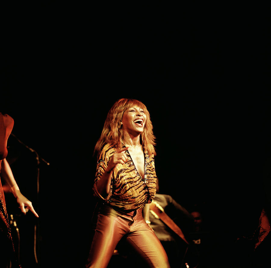 Photo Of Tina Turner Photograph by David Redfern