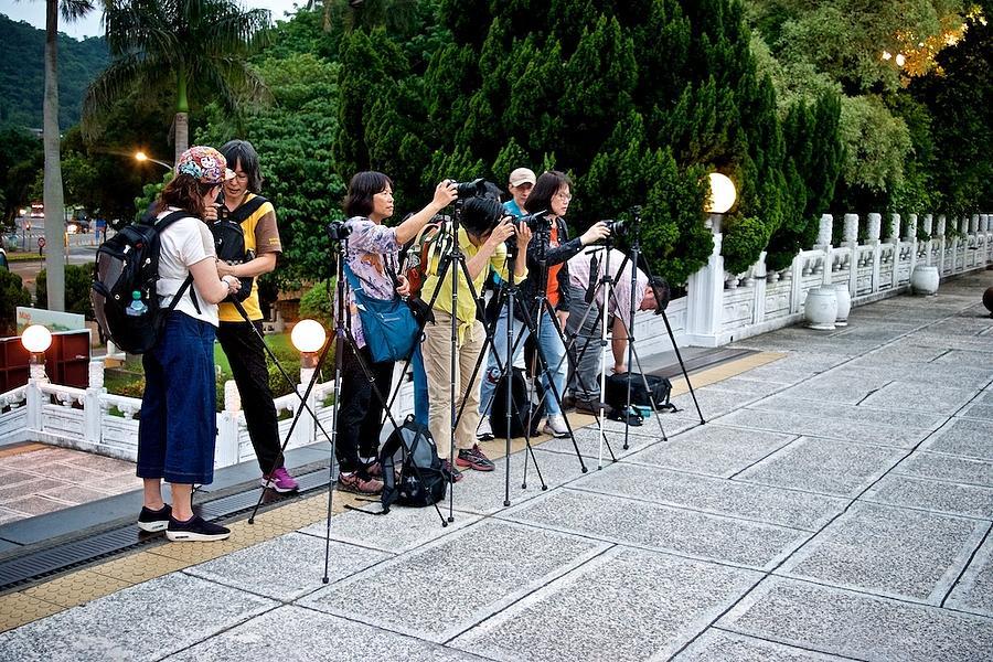 Taiwan Photograph - Photographers by Russ Barneveld