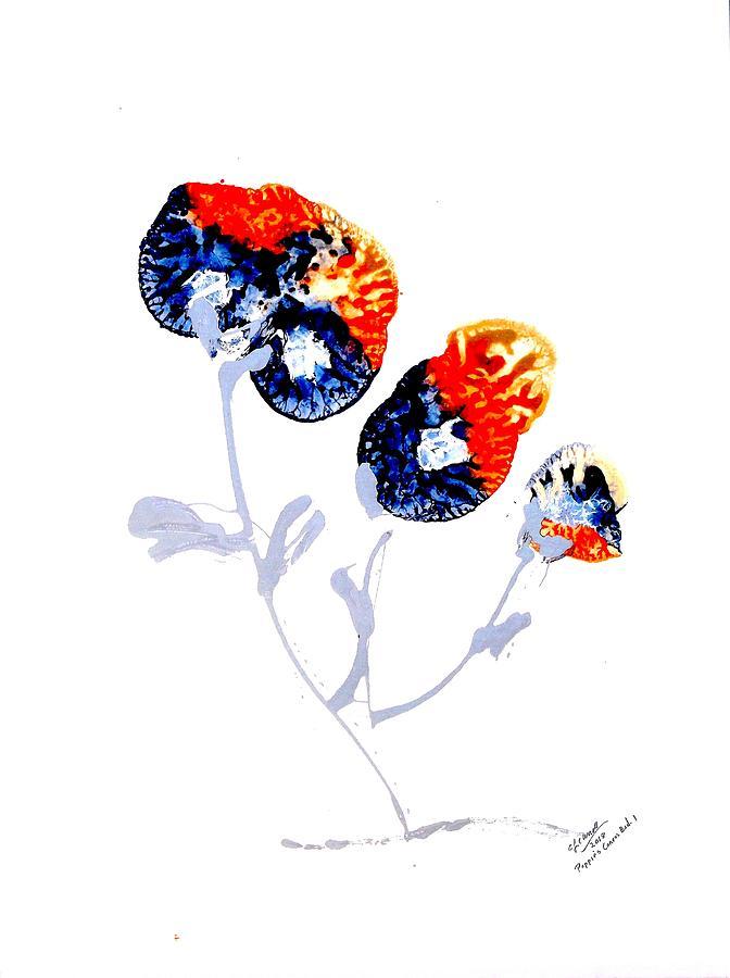 POCKET FLOWERS One by Cj Carroll