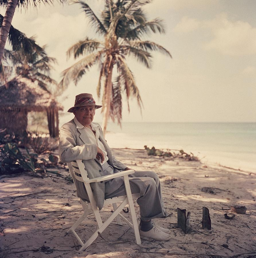 Poets Paradise Photograph by Slim Aarons