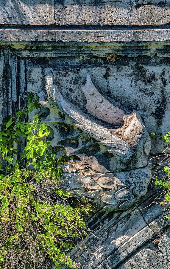 Broken Bridge Photograph - Pons Aemilius by Joseph Yarbrough