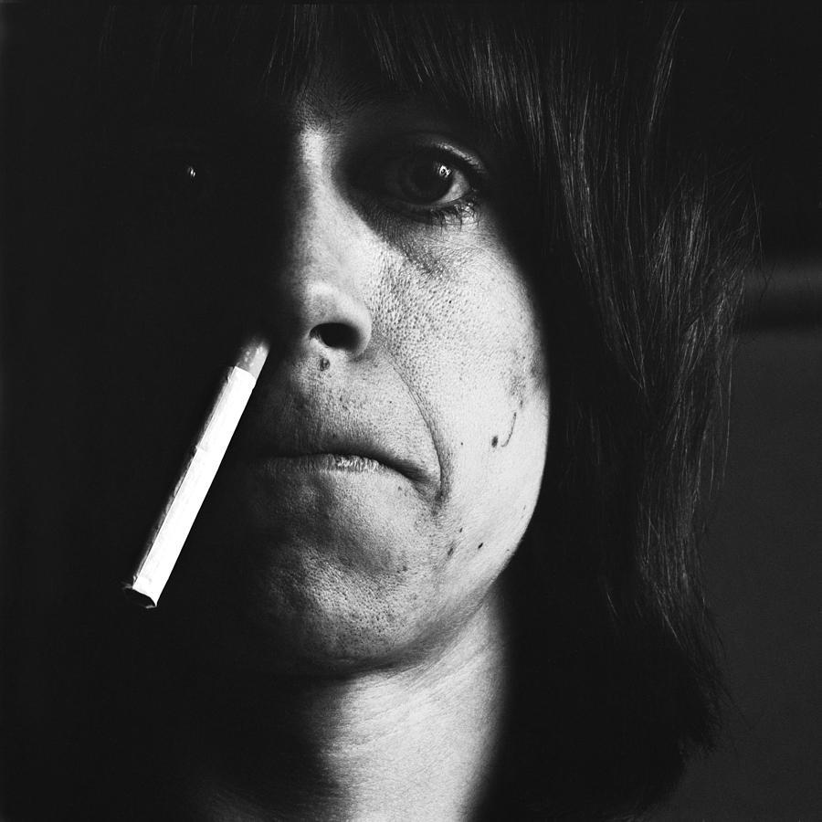 Portrait Of Iggy Pop Photograph by Jack Robinson
