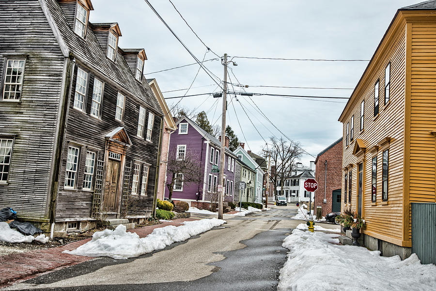 Portsmouth Photograph - Portsmouth, NH by Bob Doucette