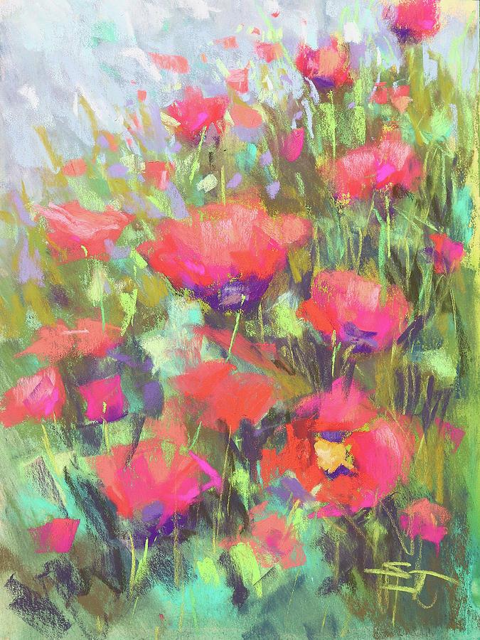 Praising Poppies by Susan Jenkins