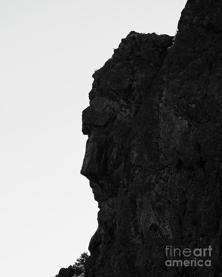 Profile Rock by Jon Burch Photography