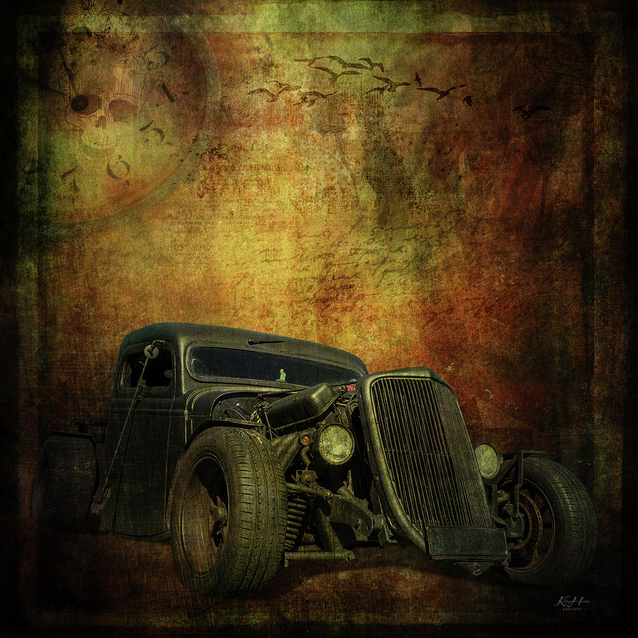 Rat Rod by Keith Hawley