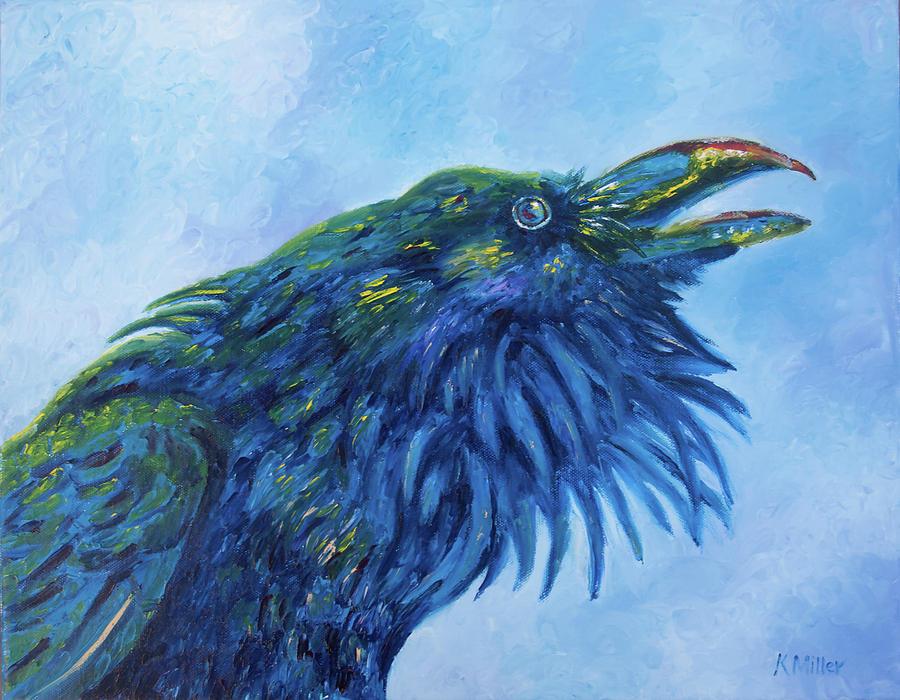 Raven by Kathie Miller